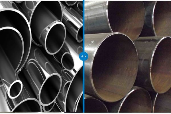 Differences Between Carbon Steel And Stainless Steel Pipe