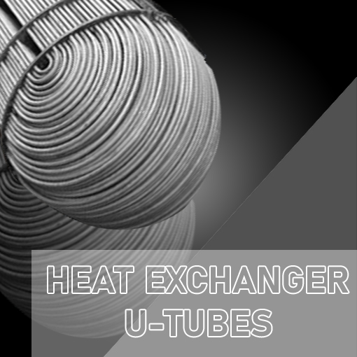 Stainless Steel Heat Exchanger 'U' Tubes
