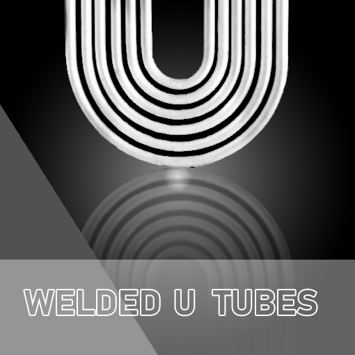 Stainless Steel Welded 'U' Tubes