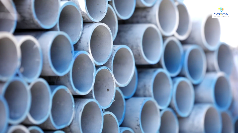 Stainless Steel Seamless Pipe - SS Pipe