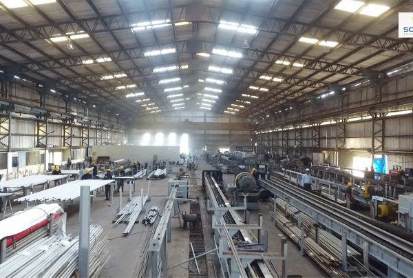 Stainless Steel Pipe and Tube Manufacturer Unit - Scoda tubes Ltd