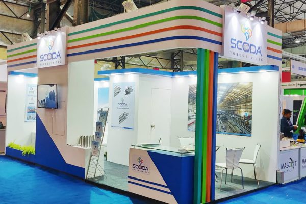 Exhibition - Scoda Tubes Ltd.