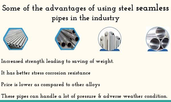 Advantages of seamless steel pipe - Scoda Tubes Ltd