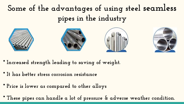 Advantages of seamless steel pipe