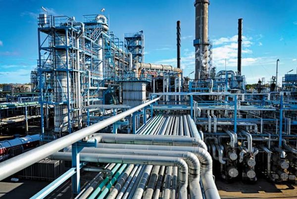 steel pipes used in oil and gas industries